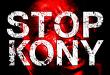 Stop Joseph Kony 2012 Face Political Poster Masterprint