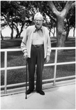 99 Year Old Man 1979 Archival Photo Poster Poster