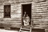 Mill Settlement 1911 Archival Photo Poster Print Masterprint