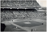 Milwaukee County Stadium Braves Archival Photo Sports Poster Posters