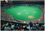 Seattle King Dome Mariners Color Archival Photo Sports Poster Prints