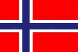 Norway National Flag Poster Print Masterprint
