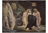William Blake (Hekate) Art Poster Print Posters