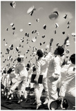 Annapolis Commencement Archival Photo Poster Print Photo