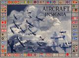 Military Planes of the World Aircraft Insignia WWII War Propaganda Art Print Poster Masterprint