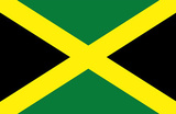 Jamaica National Flag Poster Print Masterprint