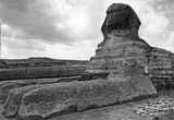 The Great Sphinx Archival Photo Poster Print Masterprint