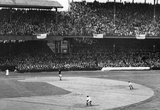 Vintage Baseball Stadium Archival Sports Photo Poster Masterprint