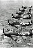World War II Royal Air Force Archival Photo Poster Print Posters