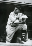 Babe Ruth Boston Braves Archival Sports Photo Poster Masterprint
