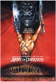 Army of Darkness Movie Bruce Campbell Poster Print Prints
