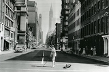 New York City Golf on Lexington Avenue 1957 Archival Photo Poster Print Masterprint