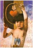 Franz von Stuck Amor Art Print Poster Poster