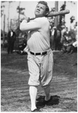Babe Ruth Spring Training Archival Photo Poster Print Prints