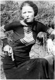 Bonnie Parker Archival Photo Poster Print Prints
