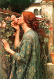 John William Waterhouse My Sweet Rose Art Print Poster Masterprint