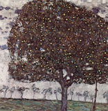 Gustav Klimt (Apple Tree 2) Art Poster Print Masterprint