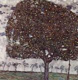 Gustav Klimt (Apple Tree 2) Art Poster Print Masterprint