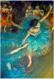 Edgar Degas Dancer Art Print Poster Plakater