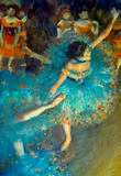 Edgar Degas Dancer Art Print Poster Masterprint