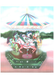 Caren K Legault Carousel Art Print Poster Photo