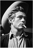 James Dean in Giant Movie Archival Photo Poster Prints
