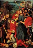 Kalkan Capture of Christ Art Print Poster Print