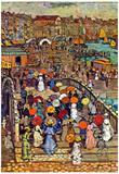Maurice Brazil Prendergast Ponte della Paglia Venice Art Print Poster Print
