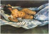 Lovis Corinth Nude Art Print Poster Prints