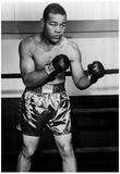 Joe Louis Boxing Pose 2 Archival Photo Sports Poster Print Prints