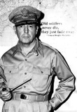 General Douglas MacArthur Quote Archival Photo Poster Print Masterprint