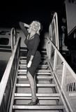 Jayne Mansfield TWA Archival Photo Movie Poster Print Masterprint
