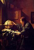 Johannes Vermeer The Astronomer Art Print Poster Masterprint
