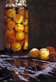 Claude Monet The Peach Glass Art Print Poster Masterprint