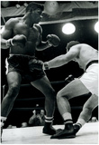 Floyd Patterson Knockout Archival Sports Photo Poster Photo