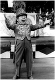 Michu at the Circus 1984 Archival Photo Poster Photo