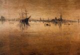 James Whistler Nocturne 1 Art Print Poster Masterprint