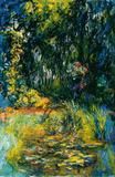Claude Monet (Nympheas) Art Poster Print Masterprint