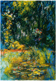 Claude Monet (Nympheas) Art Poster Print Prints