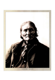 Frank Rinehart Geronimo Apache Indian Congres Art Print Poster Prints