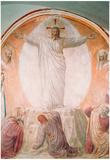 Fra Angelico Transfiguration of Christ Art Print Poster Prints