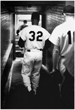 Elston Howard Yankee Stadium Archival Photo Sports Poster Print Posters