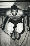 Floyd Patterson Jumping Rope Archival Photo Sports Poster Print Masterprint