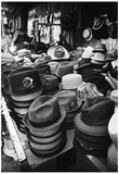 New York City Hat Store Archival Photo Poster Print Prints