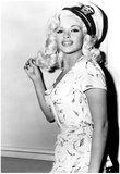 Jayne Mansfield Military Hat Archival Photo Movie Poster Print Posters