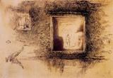 James Whistler Nocturne Furnace 2 Art Print Poster Masterprint