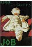 Leonetto Cappiello (Papier a Cigarettes, Job) Art Poster Print Poster