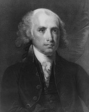 James Madison (Portrait) Art Poster Print Masterprint