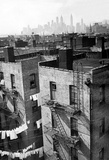 New York City Rooftops 1939 Archival Photo Poster Print Masterprint