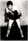 James Braddock Archival Photo Sports Poster Print Posters